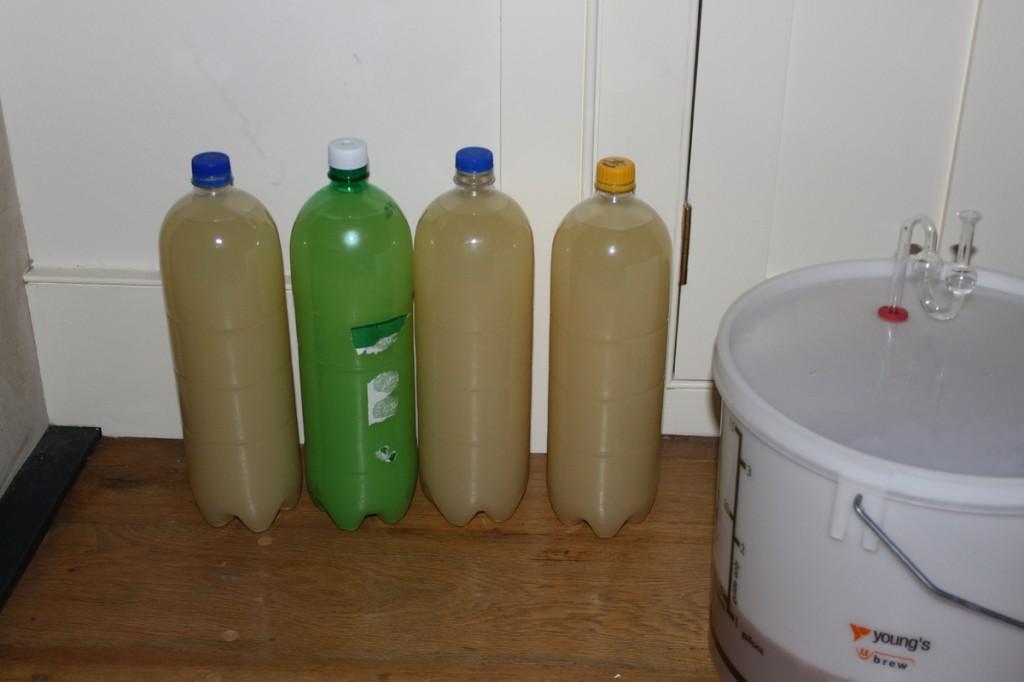 6 litres of scrumpy